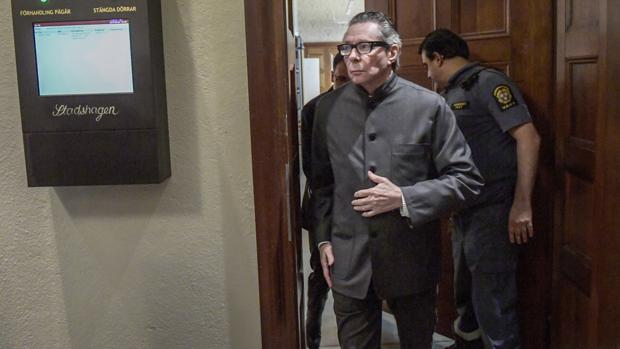 El artista francés Jean-Claude Arnault, protagonista del escándalo sexual y de filtraciones en la Academia Sueca
