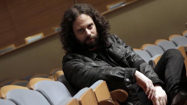 Fahmi Alqhai en el Espacio Turina, que acoge la mayoría de conciertos del FeMAS
