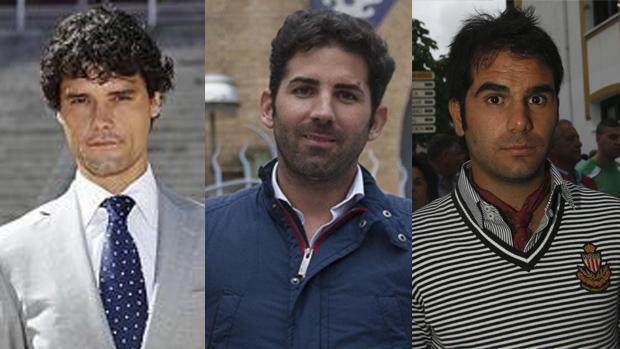 Miguel Abellán, Serafín Marín y Salvador Vega, en las listas electorales