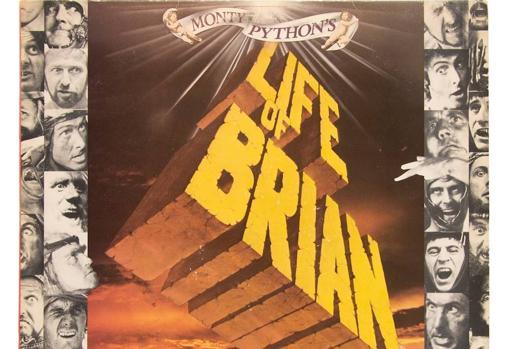 También se publica una edición en vinilo de la BSO de «La Vida de Brian»
