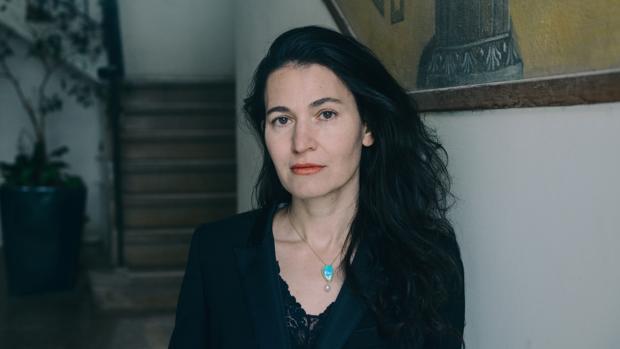 La escritora neoyorquina Nicole Krauss