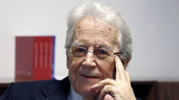 El historiador Santos Juliá