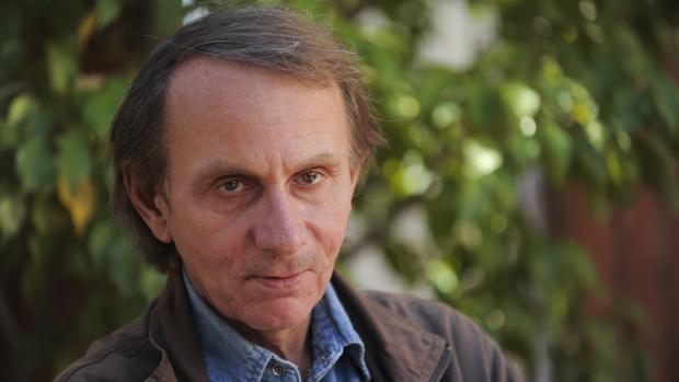 El escritor francés Michel Houellebecq