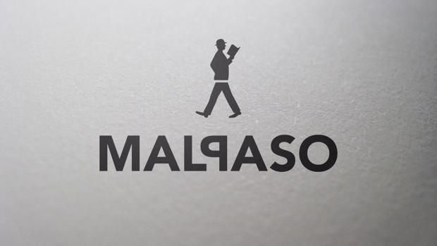 Logo de la editorial Malpaso