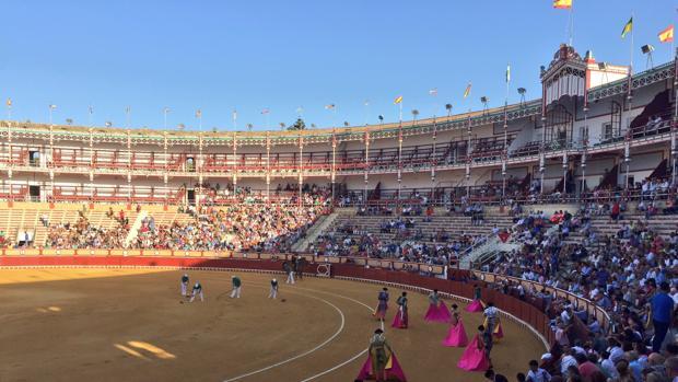 La plaza de toros de El Puerto acogerá tres festejos en el mes de agosto -