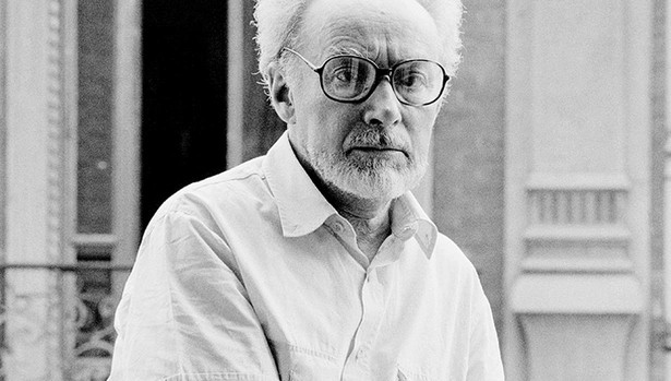 El escritor italiano Primo Levy