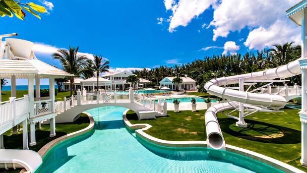 La mansión de Celine Dion en Florida