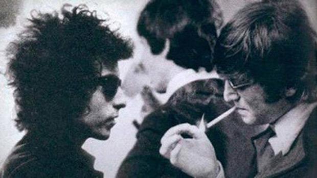 Dylan y Lennon se enzarzaron en 1979