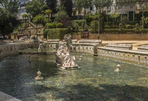 Fuente del Rey, en Priego