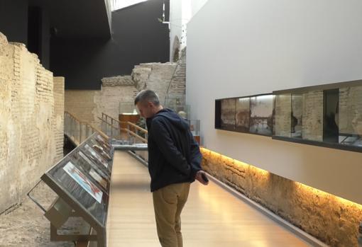 Visita al interior del castillo