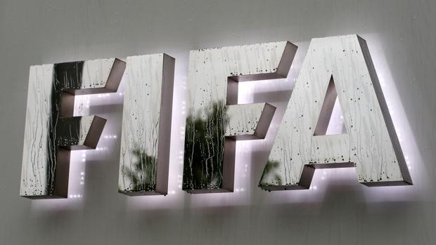 Fachada de la FIFA en Zurich