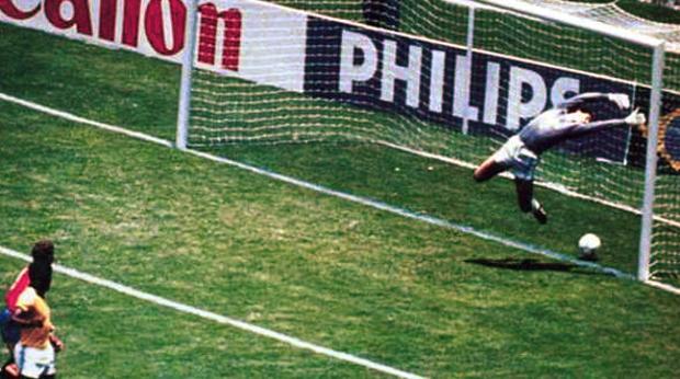 El golazo de Míchel a Brasil en México 1986 nunca subió al marcador y estaría entre los diez mejores