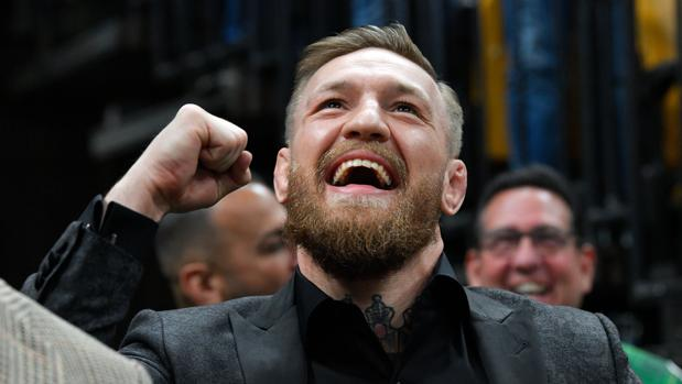 El irlandés Conor McGregor, el luchador más mediático de MMA