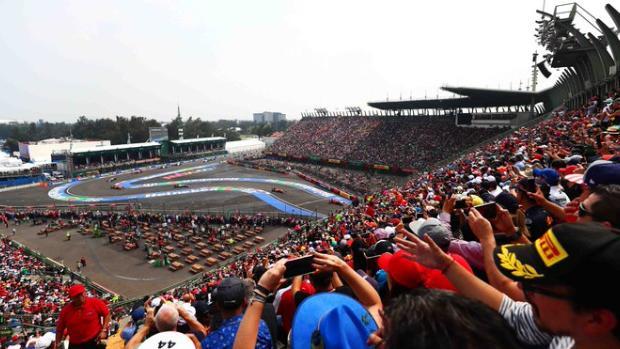 El GP de México mantiene su fecha para esta temporada
