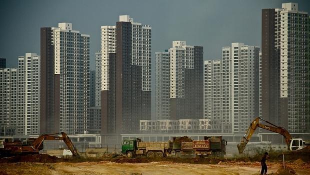 El precio de la vivienda se ha disparado en zonas como la industrial Shenzhen