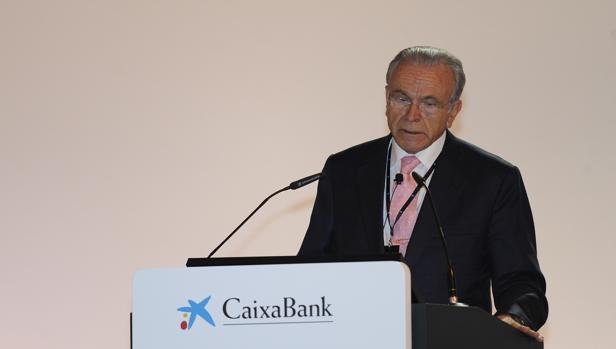 Isidro Fainé, expresidente de CaixaBank