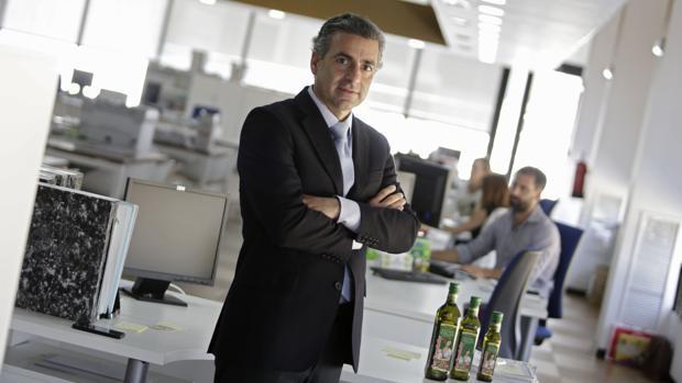 Entrevista a Gonzalo Guillén, consejero delegado de Acesur