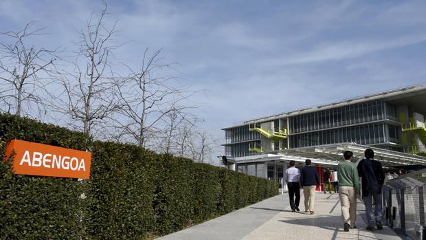 Imagen de la sede de Abengoa en Palmas Altas