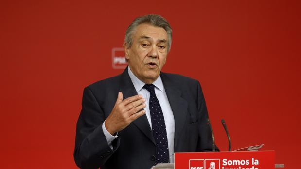 Manuel Escudero, secreario de Política Económica y Empleo del PSOE
