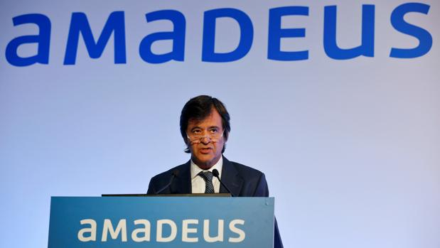 Luis Maroto, CEO de Amadeus IT Holding
