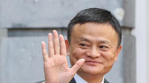 Jack Ma fundó Alibaba en 1999