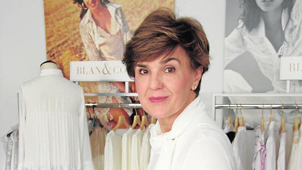 Ana Úbeda, fundadora de Blan&co