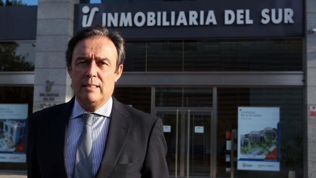 Ricardo Pumar, presidente ejecutivo de Grupo Insur