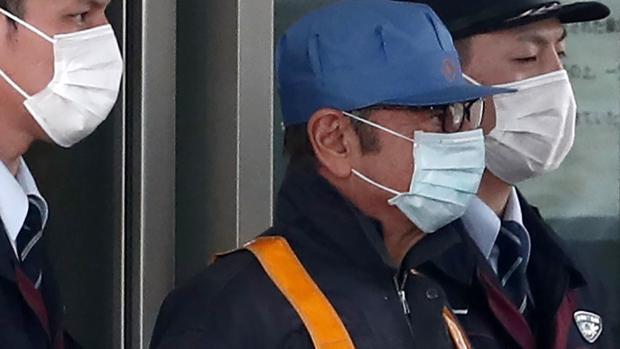 Ghosn no podría abandonar el país hasta después del proceso judicial