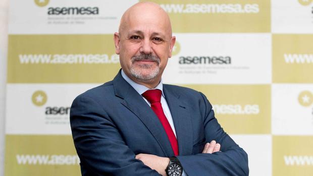 José Ignacio Montaño es director general de Agro Sevilla