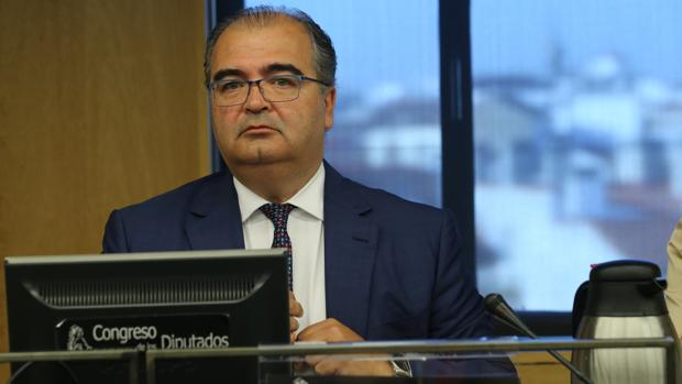 Ángel Ron, expresidente de Banco Popular