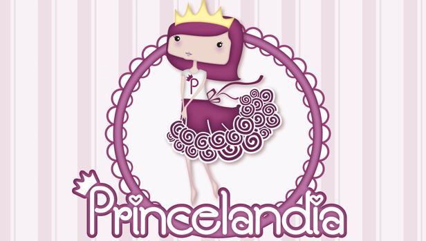 Muñeca que forma parte de la imagen corporativa de Princelandia y que ahora está en disputa