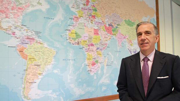 Gonzalo Urquijo, presidente ejecutivo de Abengoa