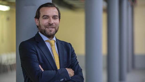 Luis Collado, sociod e Garrigues y experto en mercados financieros
