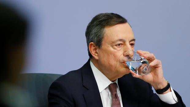 Mario Draghi vuelve a sorprender a los mercados