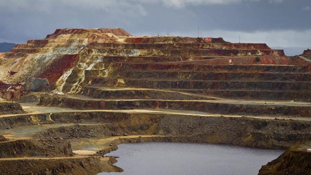 Mina de Riotinto, explotada por Atalaya Mining