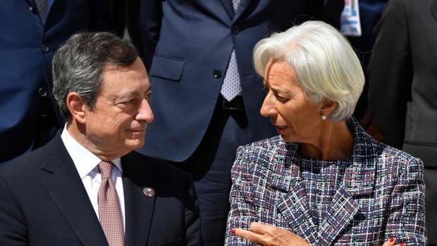 Lagarde llevará a cabo, previsiblemente, una política económica que dé continuidad a Draghi