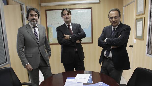 Jaime González Moles (director financiero), Manuel González Moles y Ozgur Unay