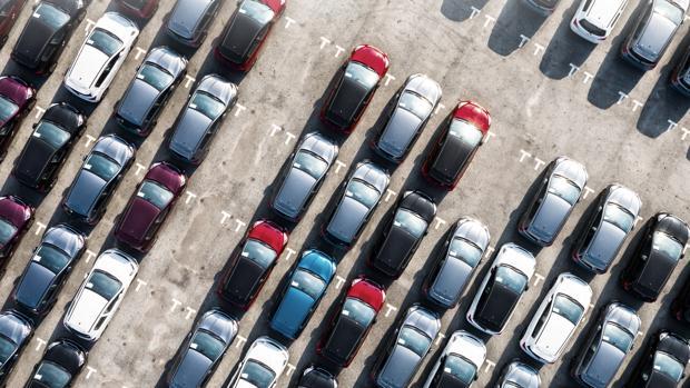 Las ventas de coches en Andalucía han caído un 109% en un año