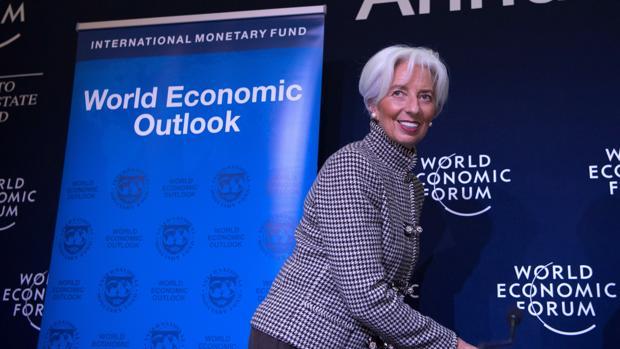 La ya exdirectora gerente del Fondo comenzará su mandato al frente del BCE el próximo 1 de noviembre