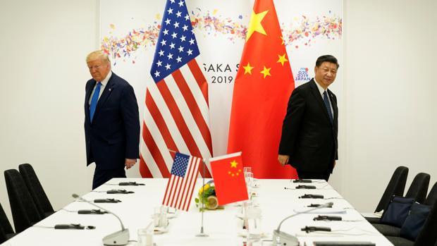 Donald Trump y su gobierno han calificado a China de «manipulador de divisas»