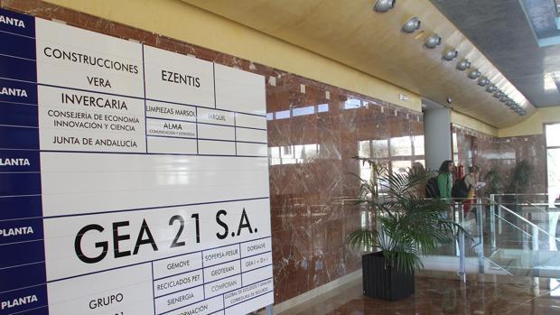 Gea 21 presentó concurso de acreedorees ahogada por una deuda de 90 millones de euros