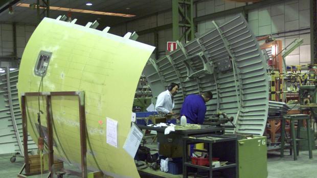 El sector de la aeronáutica es uno de los más activos en las exportaciones andaluzas