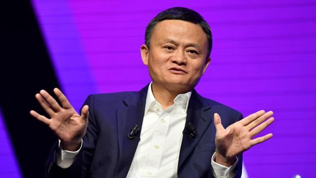 Jack Ma, el hasta ahora presidente del gigante de ventas por internet Alibaba