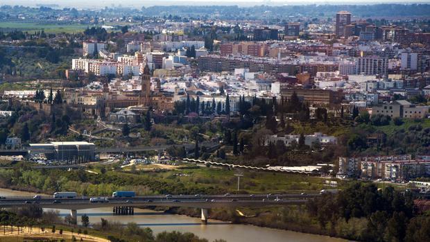 Cerca de 400.000 habitantes forman parte de la comarca del Aljarafe