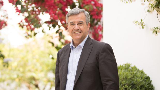 José María García Urbano, alcalde de Estepona