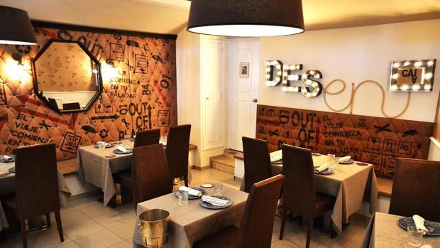 Restaurante Desencaja en Madrid