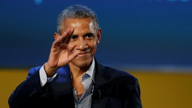 Barack Obama en Milán