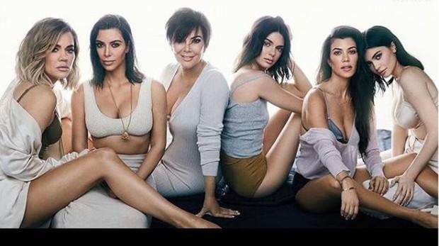 Clan Kardashian