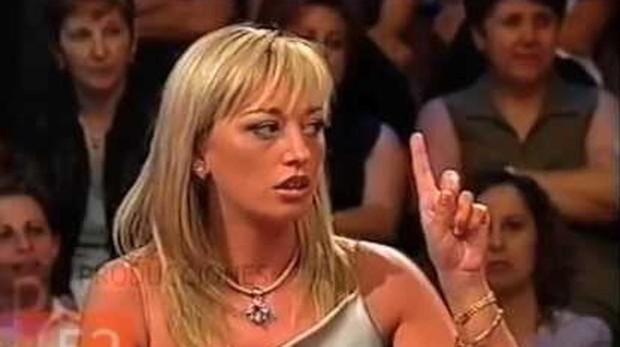 Belén Esteban en el año 2000