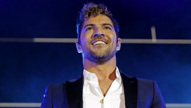 El cantante David Bisbal